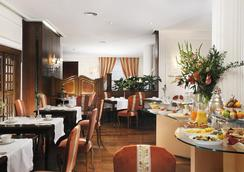 佛罗伦萨德拉维尔酒店 - 佛罗伦萨 - 餐馆