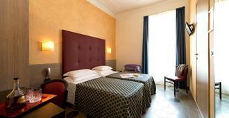 帕妮萨酒店 - 米兰 - 睡房
