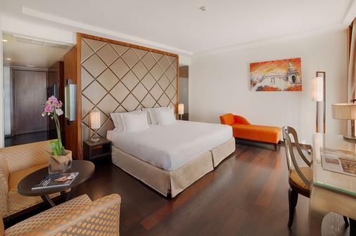 陶尔米纳nh酒店 - 陶尔米纳 - 睡房
