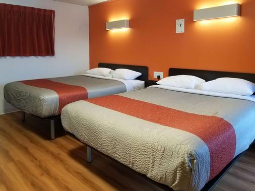 克兰布鲁克游牧人汽车旅馆 - 克兰布鲁克 - 睡房