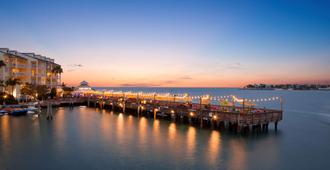 海洋之匙贵族山庄Spa度假酒店 - 基韦斯特 - 户外景观