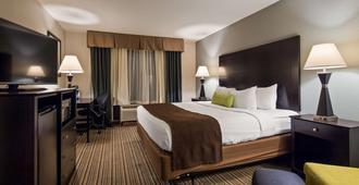 贝斯特韦斯特日升优质酒店 - 纳什维尔 - 睡房