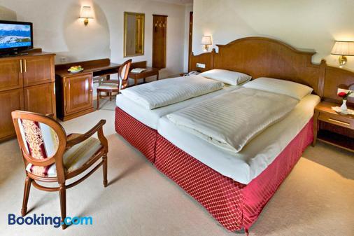 伯纳酒店 - 滨湖采尔 - 睡房