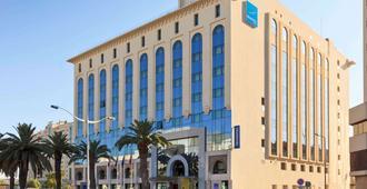 诺富特酒店-突尼斯 - 突尼斯 - 建筑