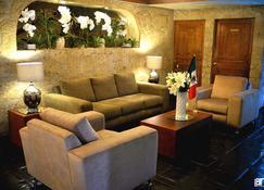 波萨达德尔里奥贝斯特韦斯特酒店 - 戈麦斯帕拉西奥 - 大厅