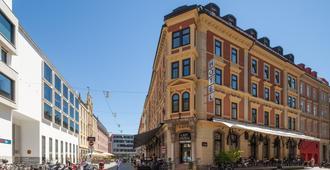 中央酒店 - 因斯布鲁克 - 建筑
