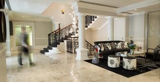 连字号酒店 - 伦敦 - 大厅