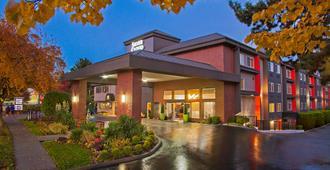 西雅图华盛顿地区大学银云酒店 - 西雅图 - 建筑
