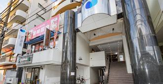 小岩蓝天阁酒店 - 东京 - 建筑