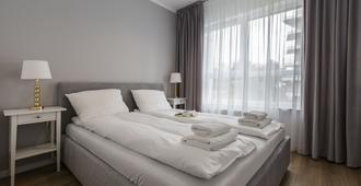交响乐酒店 - 波罗的海塔 - 格但斯克 - 睡房