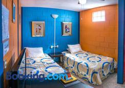 危地马拉之友青年旅舍 - 危地马拉 - 睡房