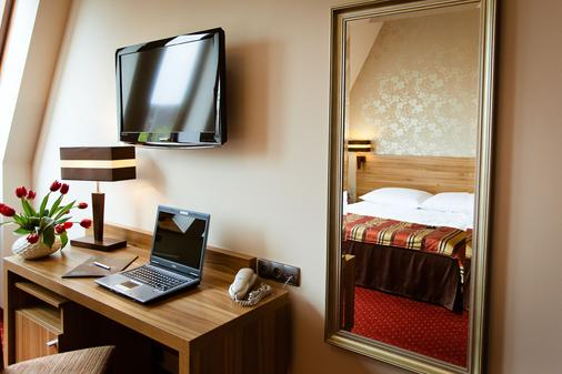 杜尔特酒店 - 弗罗茨瓦夫 - 客房设施