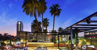 开罗尼罗河厄尔盖兹拉索菲特酒店 - 开罗 - 餐馆