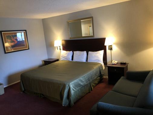莱瑟姆伊克诺旅店 - 莱瑟姆 - 睡房