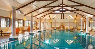 欧贝罗伊塞西尔酒店 - 西姆拉 - 游泳池