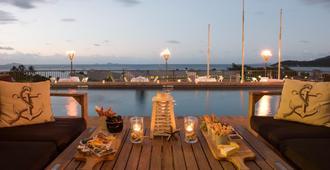 艾尔利海滩降灵群岛度假酒店 - 艾尔利滩 - 餐馆