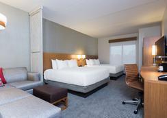 安娜堡凯悦嘉轩酒店 - 安娜堡 - 睡房