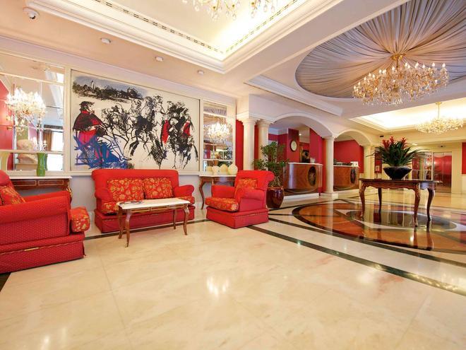 美居帕尔马司汤达尔酒店 - 帕尔马 - 大厅
