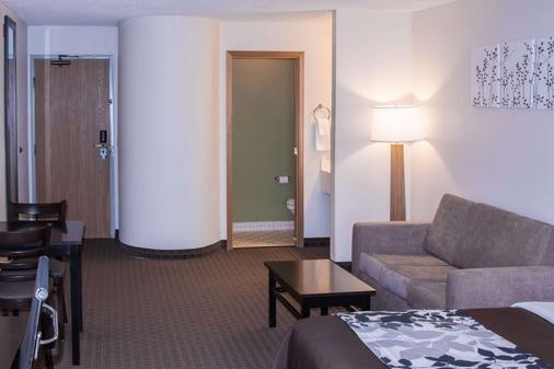 米苏拉斯利普酒店 - 米苏拉 - 客厅