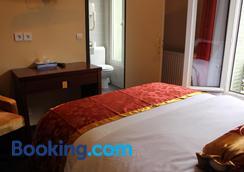 比特绍蒙酒店 - 巴黎 - 睡房