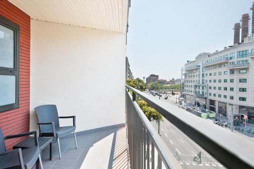汽车之家酒店 - 巴塞罗那 - 阳台