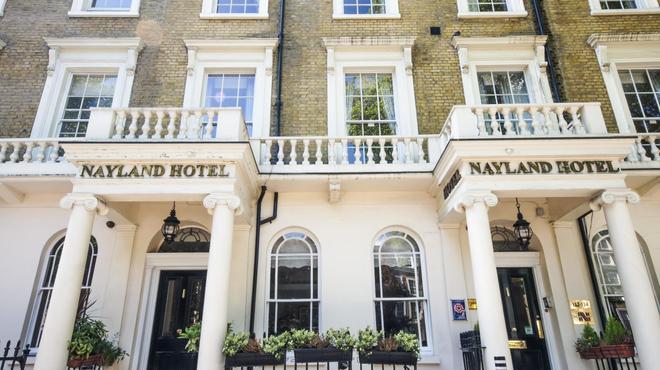 内兰德饭店 - 伦敦 - 酒店入口