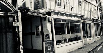 老邮局酒店 - 什鲁斯伯里 - 餐馆