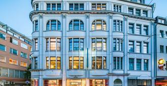 贝斯维斯特堡恩斯维格城市酒店 - 布伦瑞克 - 建筑