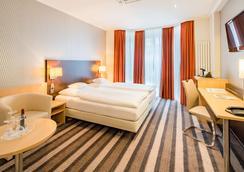 贝斯维斯特堡恩斯维格城市酒店 - 布伦瑞克 - 睡房