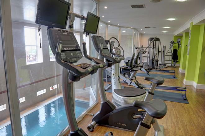 贝斯特韦斯特高级东密德兰机场紫杉旅馆酒店 - 德比 - 健身房