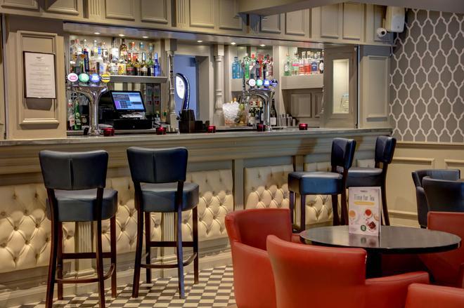 贝斯特韦斯特高级东密德兰机场紫杉旅馆酒店 - 德比 - 酒吧
