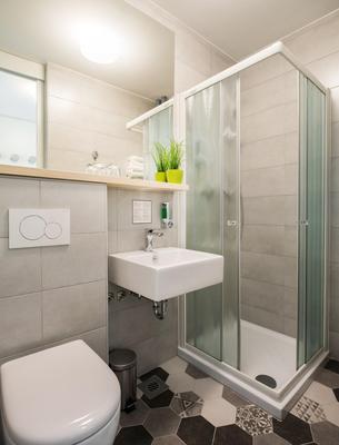 卢布欧亚纳公园民宿 - 卢布尔雅那 - 浴室