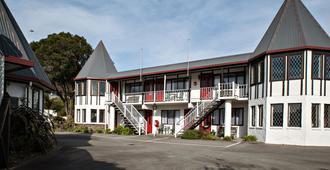 纳尔逊城堡汽车旅馆 - 纳尔逊 - 建筑