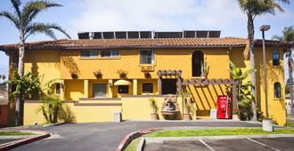 圣克鲁什太平洋酒店 - 圣克鲁兹 - 建筑