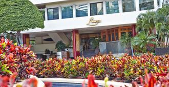 卢亚娜威基基水族精品酒店 - 檀香山 - 户外景观