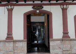 奥尔多内兹酒店 - 昆卡 - 建筑