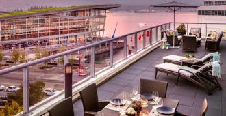费尔蒙特海滨酒店 - 温哥华 - 阳台