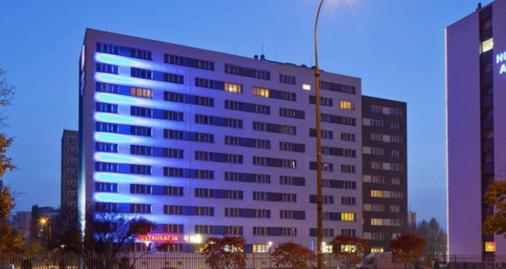 波托斯西佳酒店 - 华沙 - 建筑