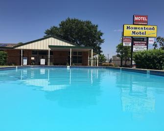 家园汽车旅馆 - 达博 - 游泳池
