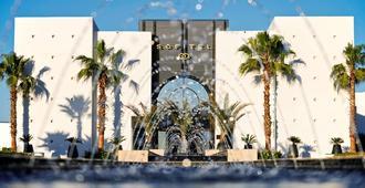 索菲特阿加迪尔塔拉索海滨温泉酒店 - 阿加迪尔