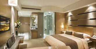 上海富豪环球东亚酒店 - 上海 - 睡房