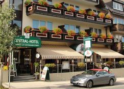 桑赫尔酒店 - 温特贝格 - 建筑