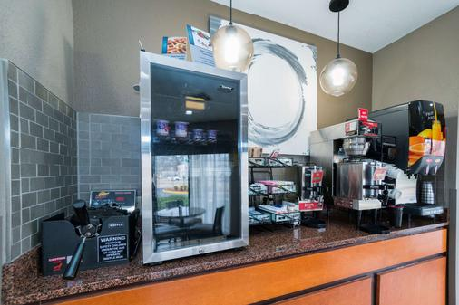 贝斯特韦斯特机场汽车旅馆 - 珍珠城 - 自助餐