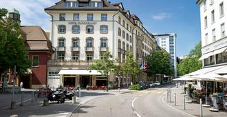 格洛肯霍夫最佳西方首相酒店 - 苏黎世 - 建筑