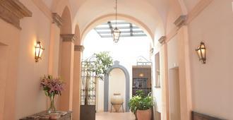 帕拉索皮克洛蜜妮酒店 - 奥维多 - 大厅