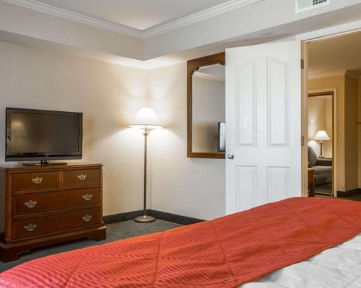 乔治湖克拉丽奥酒店 - 乔治湖 - 睡房