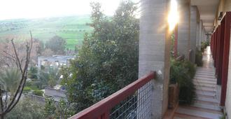 西迪哈拉赞酒店 - 非斯 - 阳台