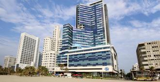 卡塔赫纳洲际酒店 - 卡塔赫纳 - 建筑