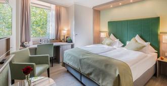 贝斯特韦斯特普拉斯摄政酒店 - 亚琛 - 睡房