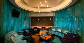 纽约拉瓜迪亚机场春季山丘套房酒店 - 皇后区 - 休息厅